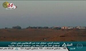 Tiroteio entre policiais e Estado Islâmico deixa ao menos 50 mortos no Egito