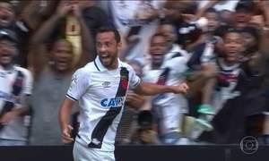 Vasco e Coritiba empatam no Maracanã, no Rio de Janeiro