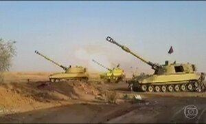 Iraque lança ofensiva para retomar o último território sob controle do Estado Islâmico