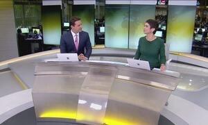 Jornal Hoje - Edição de segunda-feira, 06/11/2017