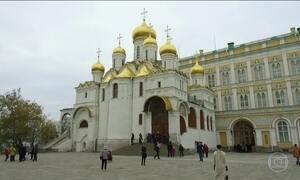Crônica do JH faz um passeio pelos pontos históricos de Moscou