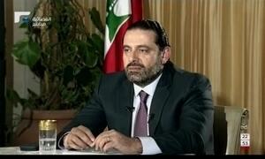 Primeiro-ministro do Líbano dá primeira entrevista depois de renunciar
