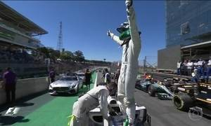 GP do Brasil de Fórmula 1 teve show de Hamilton e despedida de Felipe Massa