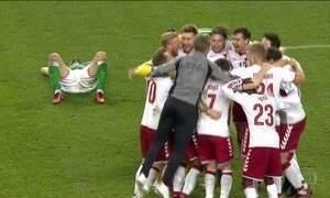 Seleção da Dinamarca é a 30ª equipe confirmada na Copa do Mundo da Rússia