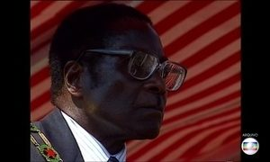 Emmerson Mnangagwa toma posse como presidente do Zimbábue