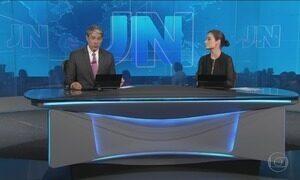 Jornal Nacional - Íntegra 29 Novembro 2017
