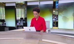 Jornal Hoje - Edição de sábado - 02/12/2017
