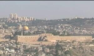 Anúncio de Trump sobre reconhecimento de Jerusalém como capital de Israel gera expectativa