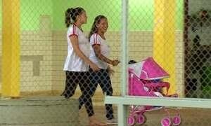 Profissão Repórter - Gravidez na adolescência - 06/12/2017