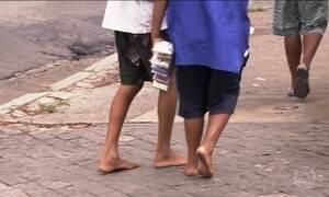 Pesquisa mostra que 37% das crianças de rua em SP dizem sofrer algum tipo de violência