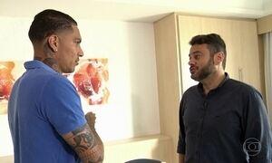 Guerrero nega ter usado qualquer tipo de droga em entrevista exclusiva