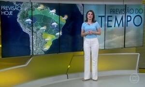 São Paulo tem previsão de 30° e possibilidade de chuva forte