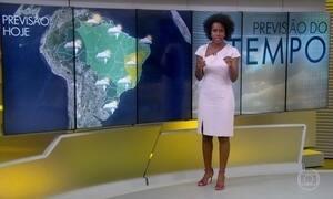Previsão é de chuva no sul do Brasil