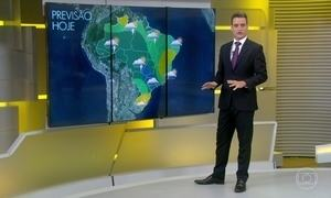 Chuva continua no Norte, Sudeste e Centro-Oeste do Brasil; Sul tem tempo firme