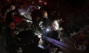 Sobe para 25 o número de mortos em bombardeio a Idlib na Síria