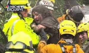 Quinze pessoas morrem em deslizamentos na Califórnia