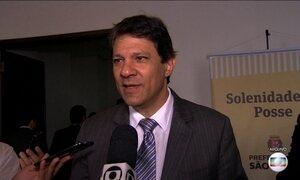 PF indicia Fernando Haddad por crime de caixa 2 na campanha eleitoral de 2012