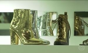 Feira adianta novidades em calçados, bolsas e acessórios