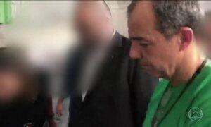 Justiça determina a transferência de Sérgio Cabral para Curitiba