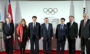 Coreias do Sul e do Norte farão desfile conjunto na Olimpíada de Inverno