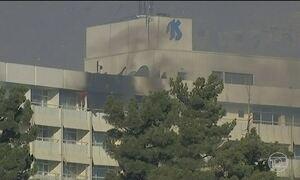 Mais de 30 pessoas morrem em ataque terrorista no Afeganistão