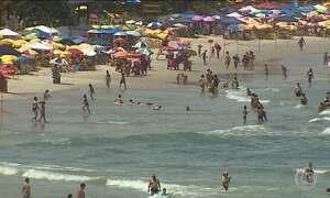 Cuidado deve ser redobrado com as crianças nas praias em janeiro