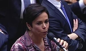 Cristiane Brasil é investigada em inquérito por associação ao tráfico