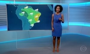Confira a previsão do tempo para o domingo (11) de carnaval