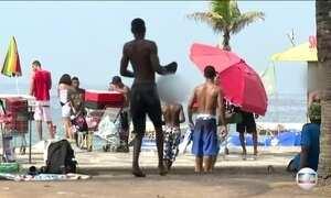 Arrastões na Zona Sul do Rio preocupam turistas e moradores