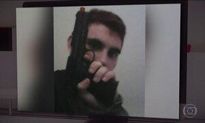 Atirador da Flórida planejava ataque e dizia que mataria pessoas com fuzil