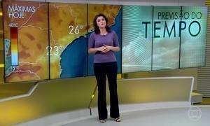 Temperaturas devem voltar ao normal em regiões que estavam encarando frio fora de época