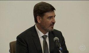 Segóvia deve dar explicações ao STF sobre a declaração que deu à Agência Reuters