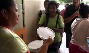 Voluntários se unem para ajudar imigrantes venezuelanos em RR