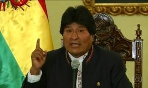 Bolívia tem protestos em várias cidades em dia de jogo da Libertadores