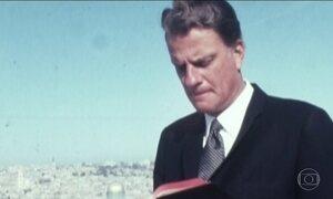 Morre aos 99 anos Billy Graham, pastor evangélico americano