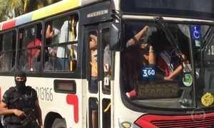 Milicianos presos em operação no Rio de Janeiro são transferidos para presídios