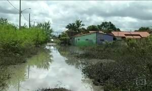 Moradores de Paragominas, Pará, ainda enfrentam consequências da enxurrada