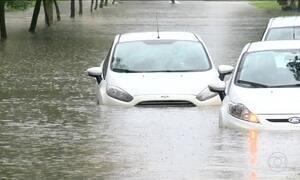 Região Metropolitana de Vitória sofre com a chuva intensa