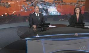 Jornal Nacional - Íntegra 16 Abril 2018