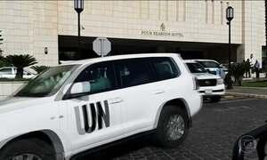 Visita de inspetores de armas químicas na Síria é adiada outra vez
