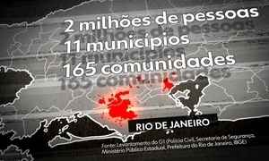 Extra: Morador de comunidade no Rio denuncia violência das milícias