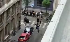Homem é morto pela polícia depois de matar uma pessoa e ferir 4 no centro de Paris