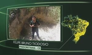 Vídeos de Pindoretama, Sananduva, Araguanã, Franca, Cataguases e Palestina do Pará