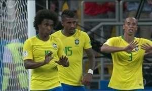 Brasil estreia na Copa da Rússia sem vencer