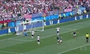Atual campeã do mundo, Alemanha perde para o México na estreia