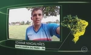 Vídeos de Santa Maria do Pará, Condor, Santa Bárbara do Leste, Coração de Maria