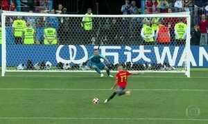 Rússia elimina a Espanha nos pênaltis