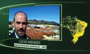 Vídeos de Santa Rita do Sapucaí, Quixeré, Itaporã, Canaã dos Carajás, Ivaiporã, Orós