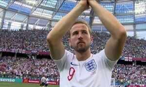 Inglaterra é a única seleção da Copa que tem os 23 jogadores atuando no país