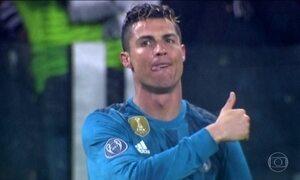 Melhor do mundo, CR7 troca Real Madrid pela Juventus da Itália